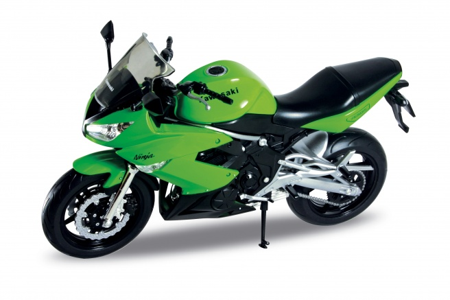 WELLY MODEL 1:10 KAWASAKI NINJA 650R