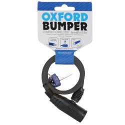 OXFORD ZÁMOK BUMPER 600MM X 6MM SMOKE OF02