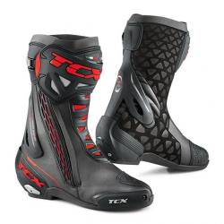 TCX OBUV RT-RACE BLACK/RED