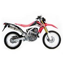 LEO VINCE VÝFUK LV ONE EVO CRF 250 L INOX SLIP-ON