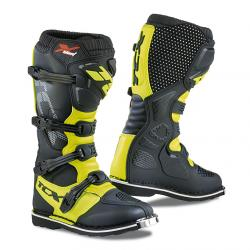 TCX OBUV X-BLAST BLACK/YELLOW