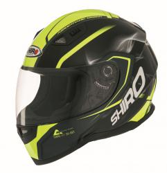 SHIRO PRILBA SH-881 MOTEGI FLUO YELLOW