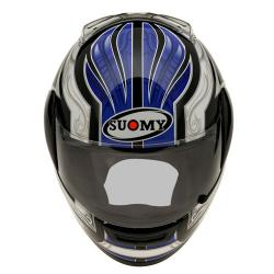 SUOMY PRILBA DEFENDER BLUE XXL