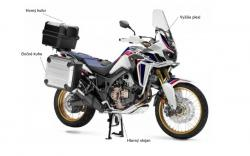 HONDA TRAVEL SADA CRF1000L AFRICA TWIN