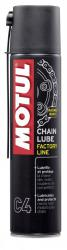 MOTUL C4 CHAIN LUBE FACTORY LINE 400ml