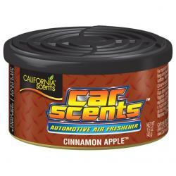 CALIFORNIA SCENTS VÔŇA DO AUTA CINNAMON APPLE