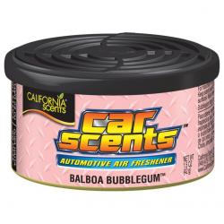 CALIFORNIA SCENTS VÔŇA DO AUTA BALBOA BUBBLEGUM