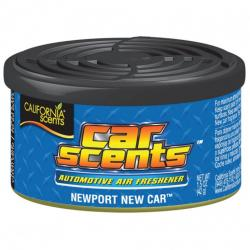 CALIFORNIA SCENTS VÔŇA DO AUTA NEWPORT NEW CAR