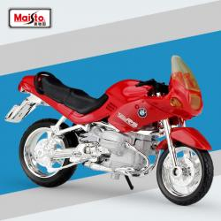MAISTO MODEL 1:18 BMW R1100 RS ČERVENÁ