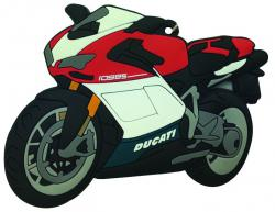 BIKE IT KĽÚČENKA DUCATI 1098