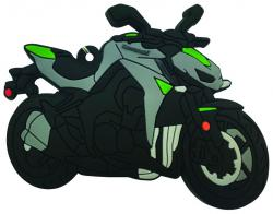 BIKE IT KĽÚČENKA KAWASAKI Z1000 (15-)
