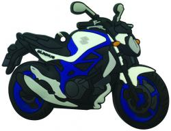 BIKE IT KĽÚČENKA SUZUKI GLADIUS