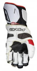 five rfx race white red back