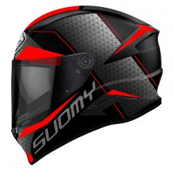 SUOMY PRILBA SPEEDSTAR RAP RED