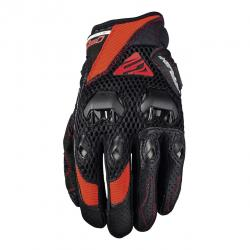FIVE RUKAVICE AIRFLOW EVO BLACK/RED