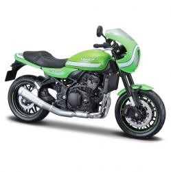MAISTO MODEL 1:12 KAWASAKI Z900RS CAFE ZELENÁ