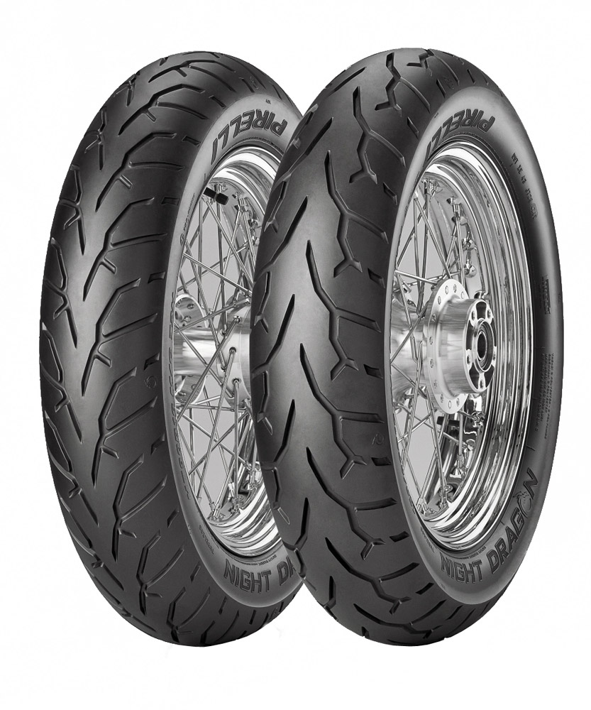PIRELLI NIGHT DRAGON PNEUMATIKA 130/80 B 17 MC 65H TL F