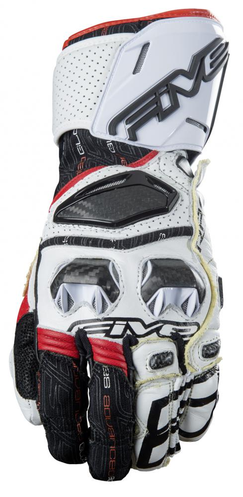 FIVE RUKAVICE RFX RACE WHITE/RED